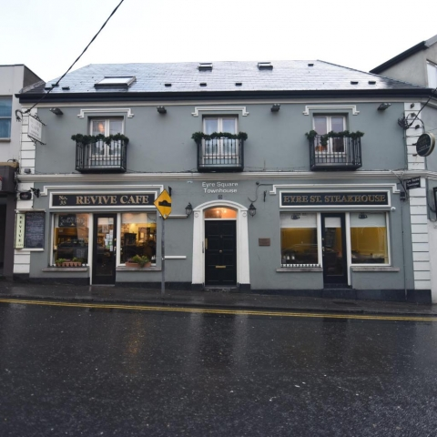 Eyre Square Townhouse Galway