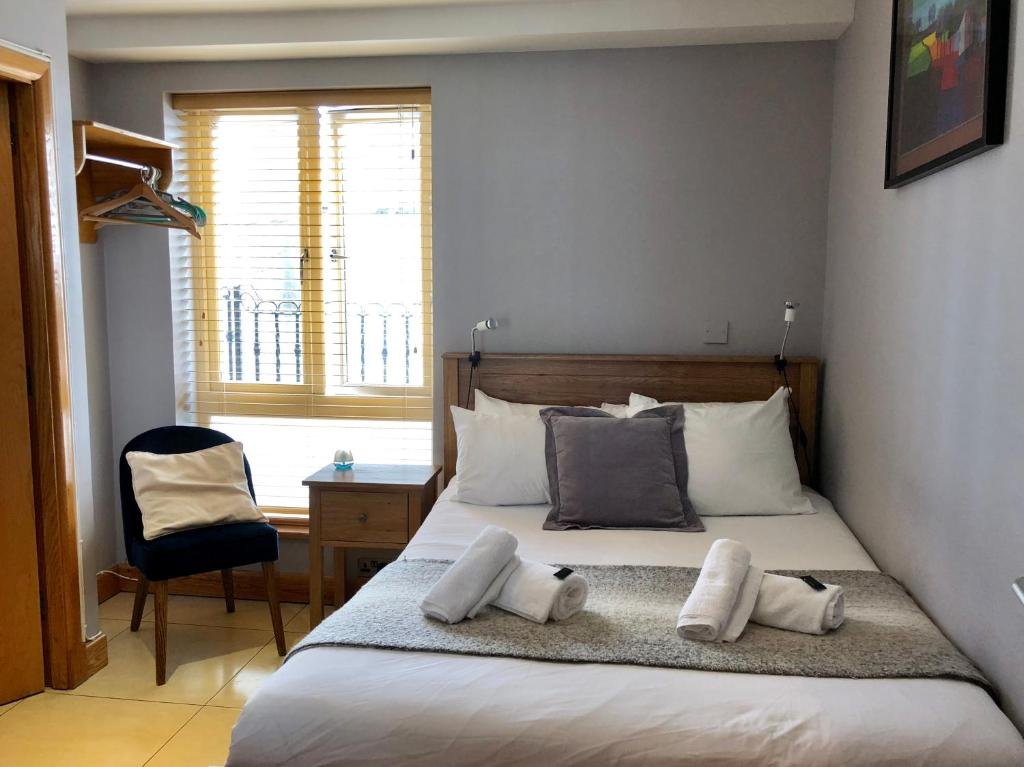 Eyre Square Townhouse Galway bedroom 7