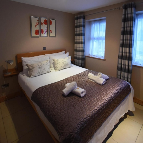 Eyre Square Townhouse Galway bedroom 4