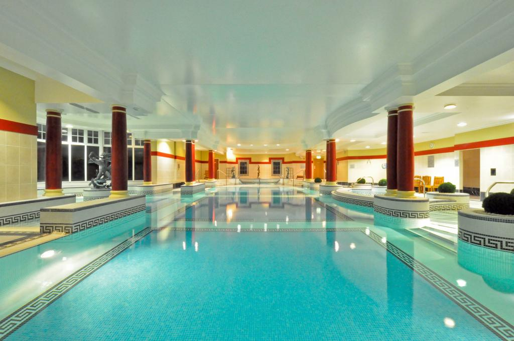 Ardilaun hotel 19m pool in leisure center