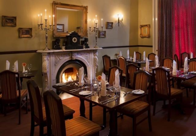 oranmore lodge galway dining