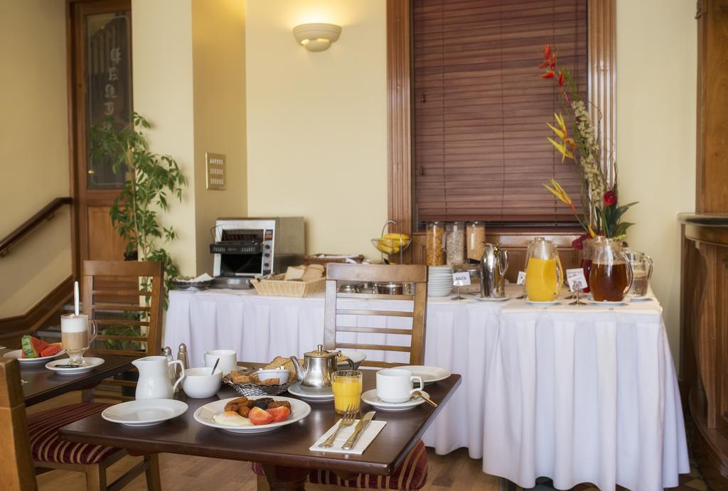 oranmore lodge galway breakfast