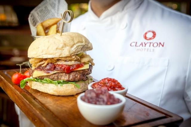 Clayton Hotel Galway food