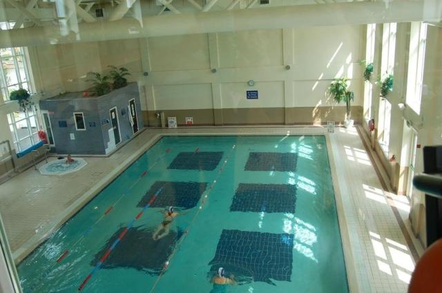 The Clybaun Hotel swimming pool