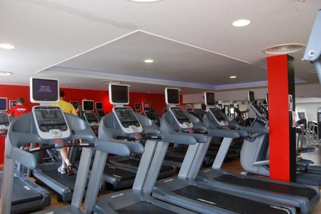 The Clybaun Hotel gym