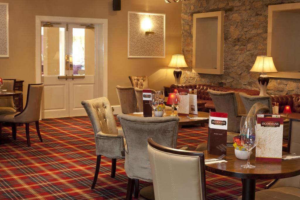 The Clybaun Hotel dining