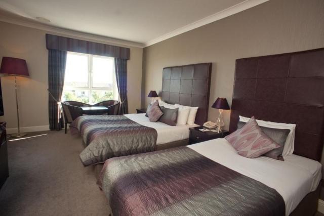 The Clybaun Hotel double room