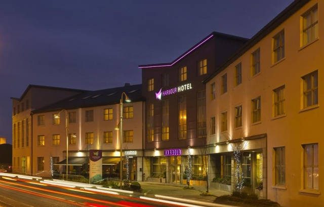 Hotels in Galway city centre - The Harbour Hotel