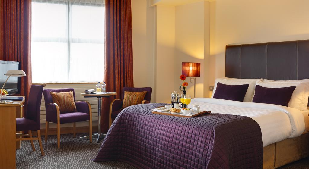 The Harbour Hotel Galway bedroom 2