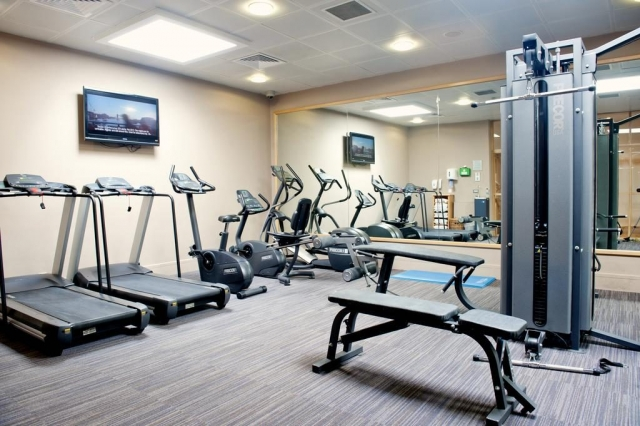 The Harbour Hotel Galway fitness centre