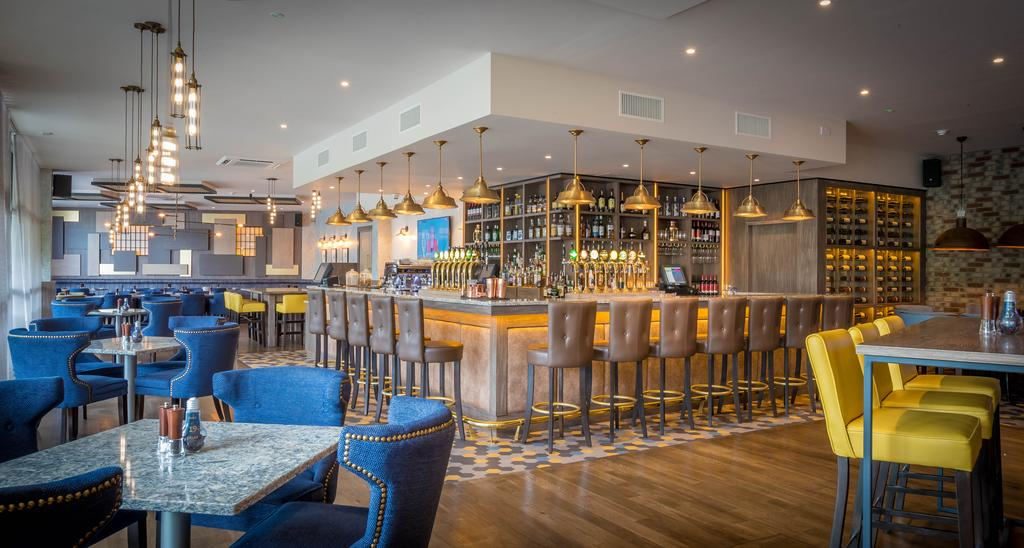 The Harbour Hotel Galway bar