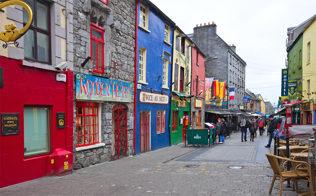 about galway street