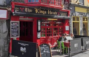 kings head pub galway