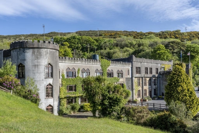 Abbeyglen Castle 4 star Hotel in Clifden