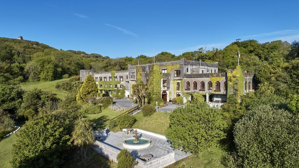 Abbeyglen castle hotel in clifden galway