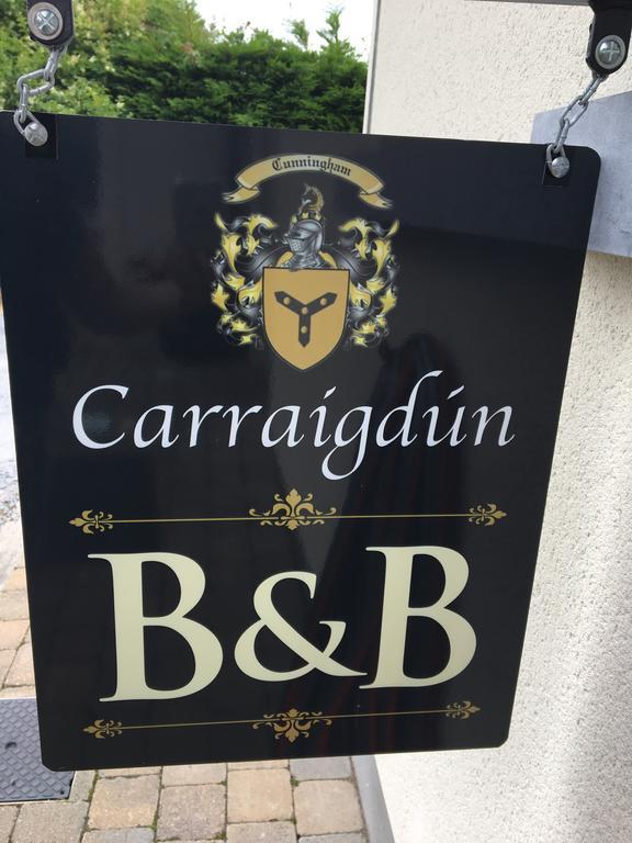 Carraigdun B&B Claregalway sign