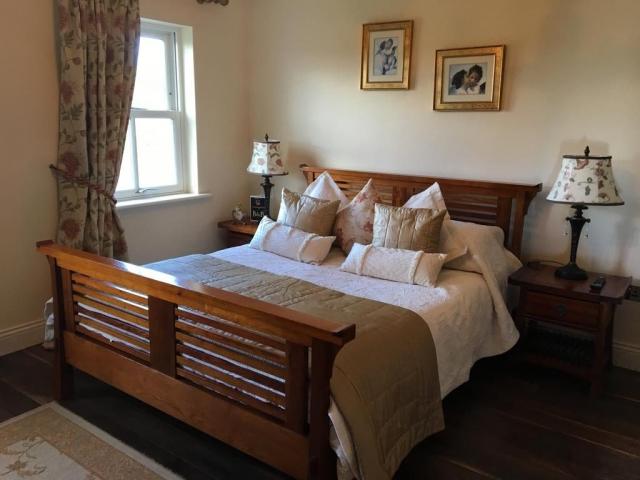Carraigdun B&B Claregalway double bedroom