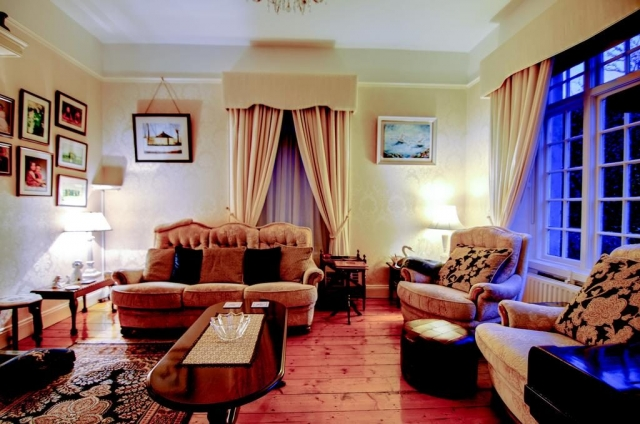 St. Judes b&b galway salthill sittong room