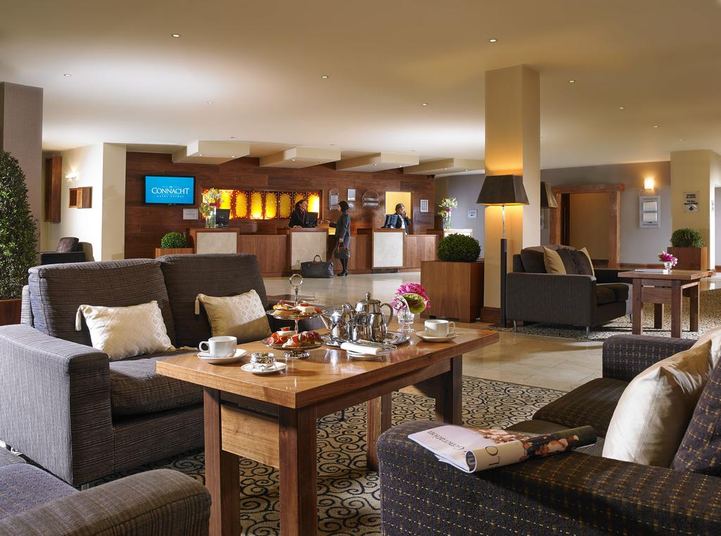 Connacht hotel Galway Lounge