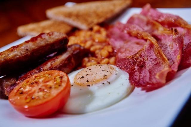 Jurys Inn Galway breakfast