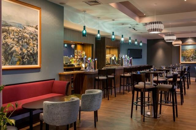 Jurys Inn Galway bar