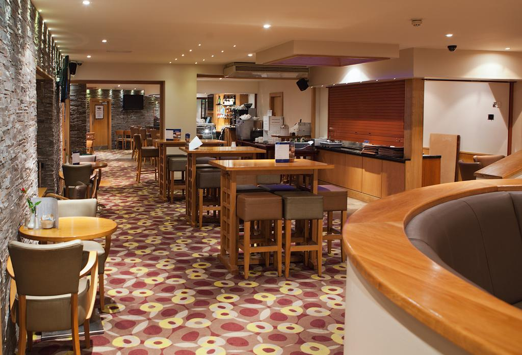 Imperial Hotel galway breakfast Room