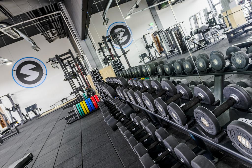 ballinasloe hotel - Shearwater Hotel and Spa gym