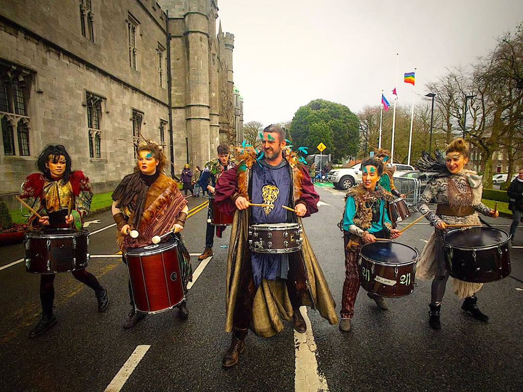 macnas St Patricks Day Parade
