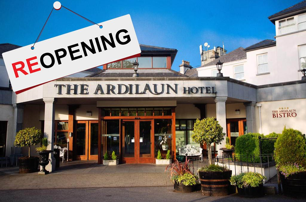 When are Galway Hotels Re-opening?