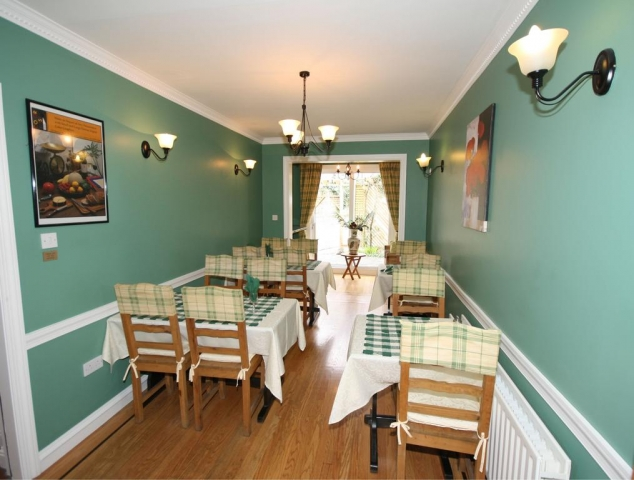Ash Grove Bed and Breakfast near Galway Hospital