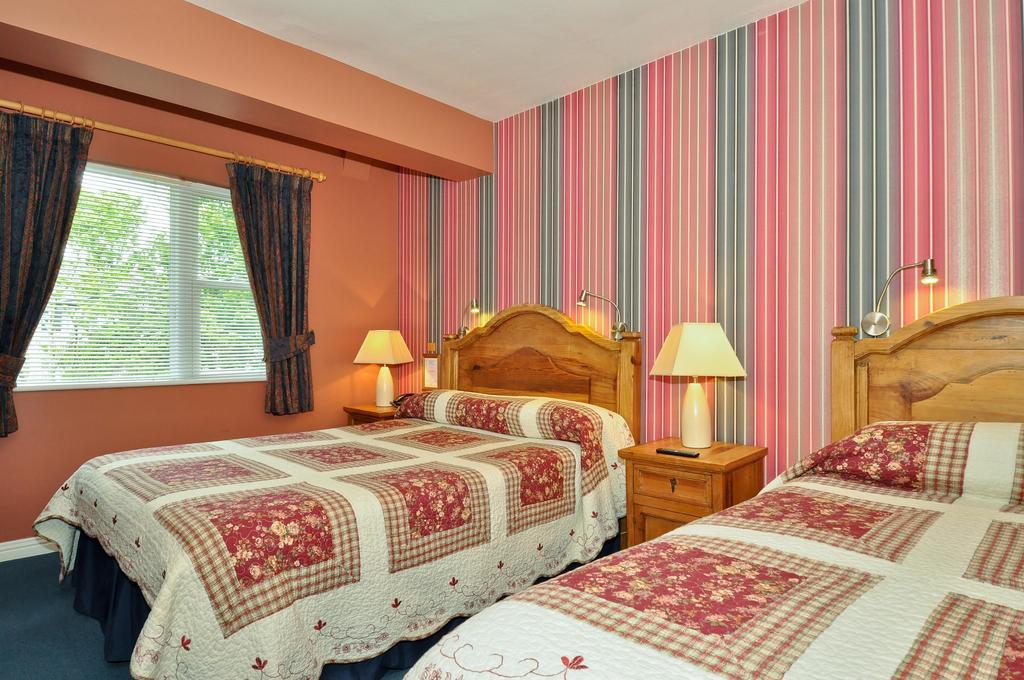 Bedroom 2 at Ash Grove B&B