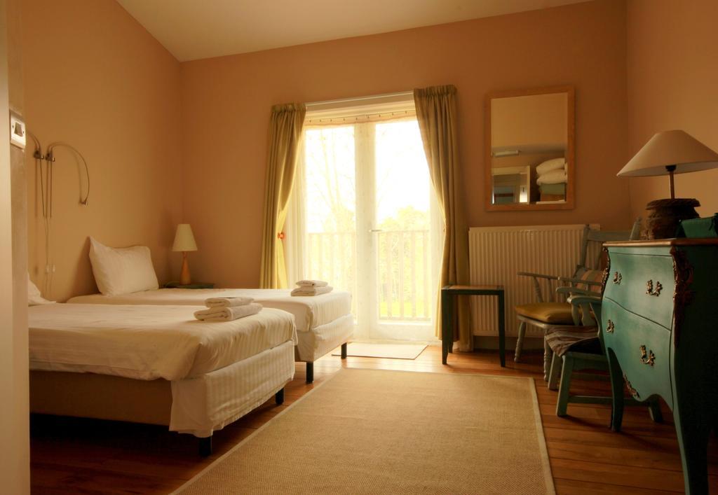 Slieve Aughty eco friendly hotel bedroom 2