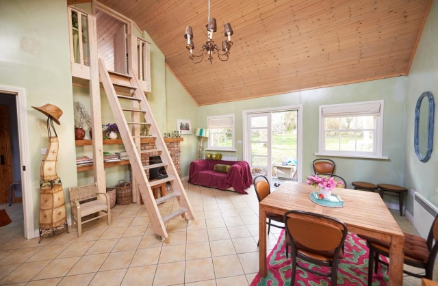 Slieve Aughty eco friendly self catering in loughrea