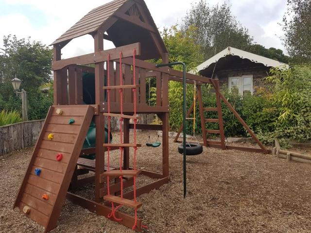 Slieve Aughty outdoor play area