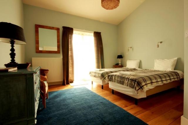 Slieve Aughty Centre bedroom