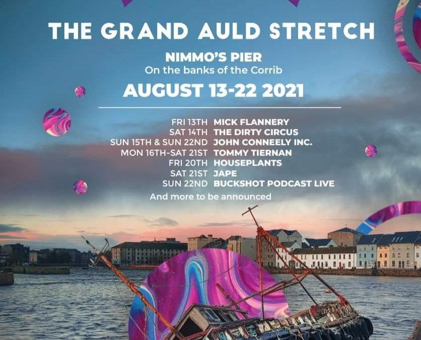 The Grand Auld Stretch